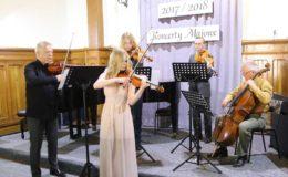 Majowy koncert w Państwowej Szkole Muzycznej w Działdowie