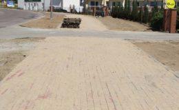 Nowa ścieżka pieszo-rowerowa w Działdowie