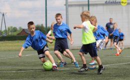 Mistrzostwa Działdowa Klas I Szkół Podstawowych w piłce nożnej
