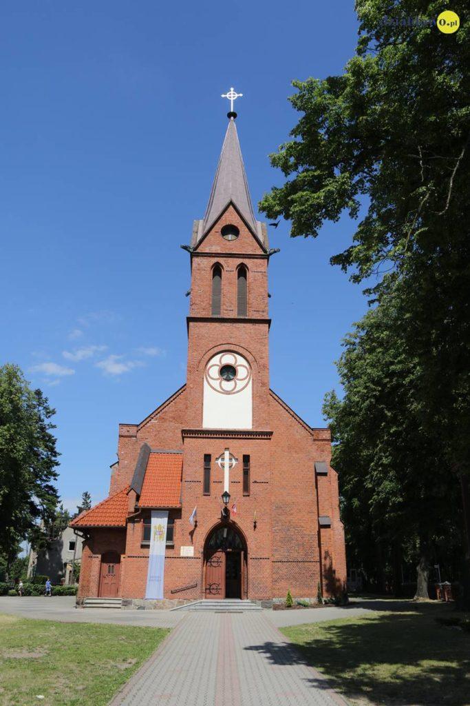 Wieczór Uwielbienia w parafii pw. Św. Wojciecha
