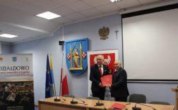 Podpisanie umów ważnych dla miasta