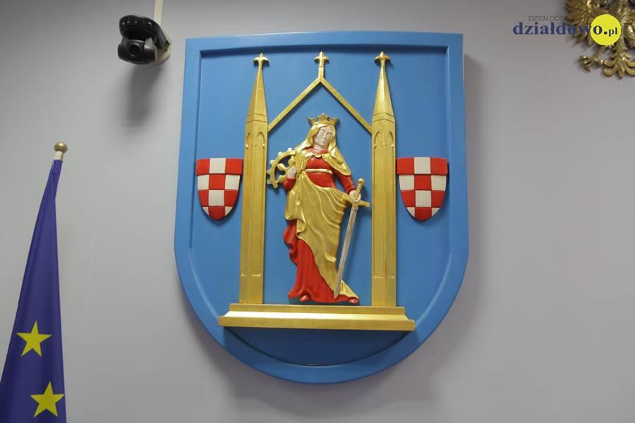 Zawiadomienie o XLV - nadzwyczajnej sesji Rady Miasta Działdowo