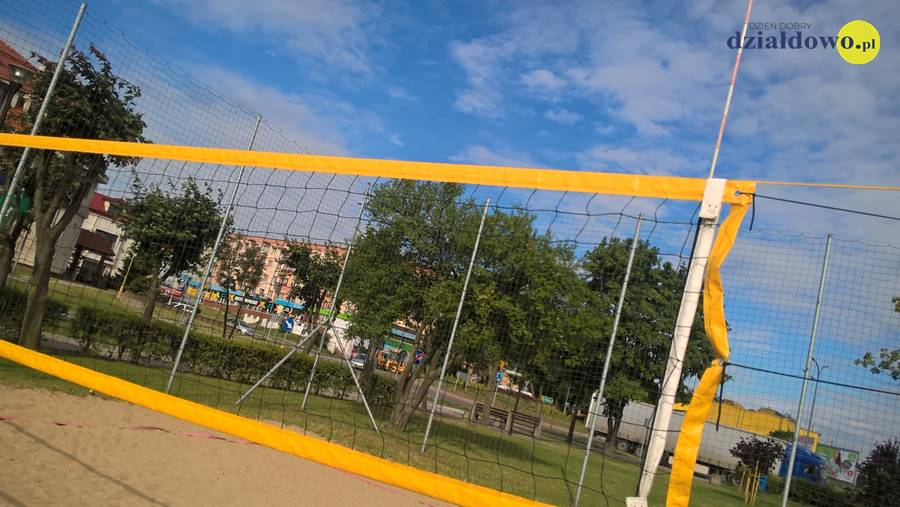 Zagraj w turnieju siatkówki plażowej o Puchar Dyrektora MOSiR