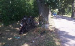 Tragiczny wypadek. Zginął 22-latek