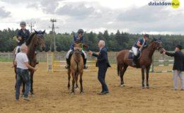 Zawody jeździeckie w skokach przez przeszkody