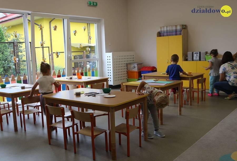 Przedszkole nr 4 ma cztery nowe sale zajęciowe