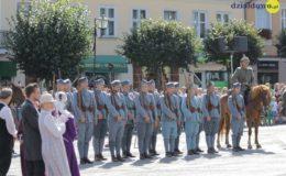 Przejęcia Działdowa z rąk niemieckich przez żołnierzy Błękitnej Armii Hallera. Druga część spektaklu historycznego
