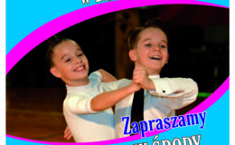 Taniec towarzyski w Miejskim Domu Kultury w Działdowie