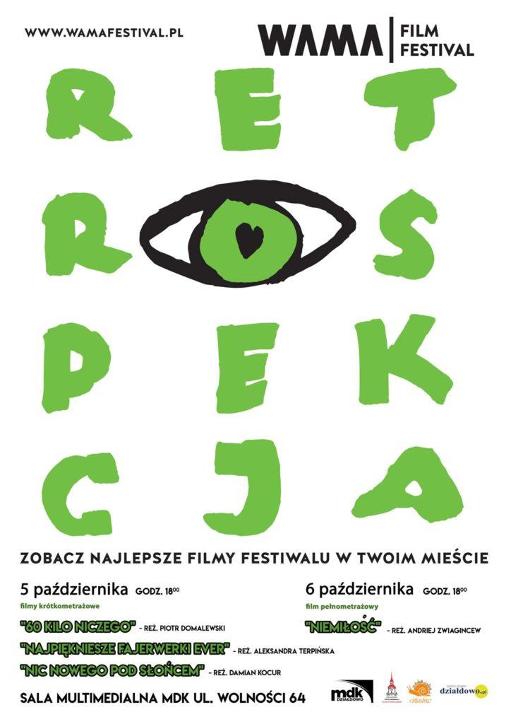 MDK zaprasza na pokaz filmów 4. WAMA Film Festiwal