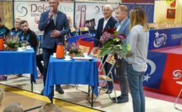 Spotkanie z tenisistami Dekorglassu Działdowo