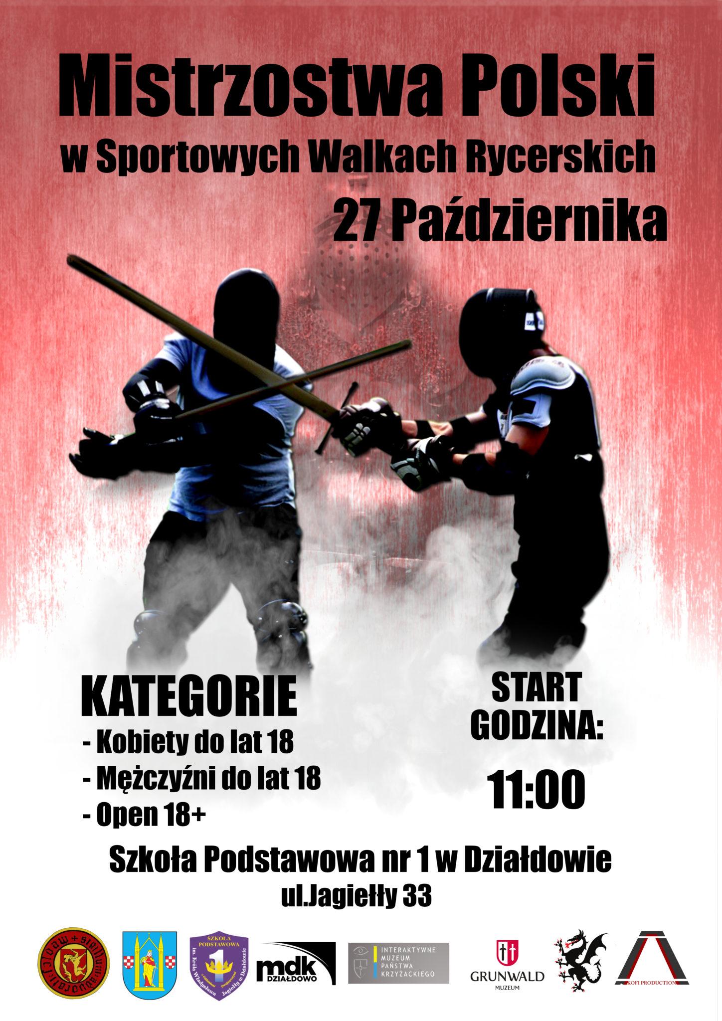 Sportowa rywalizacja rycerzy oraz Gala PWR już w najbliższą sobotę