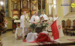 Msza Święta z okazji 100. rocznicy odzyskania niepodległości przez Polskę