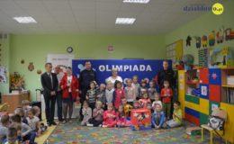 Olimpiada PCK w Przedszkolu nr 5
