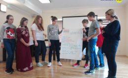 Tygodniowy obóz językowy. EuroWeek – Szkoła Liderów [zdjęcia]