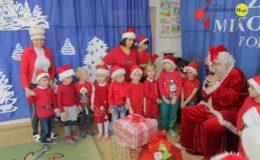 Mikołaj odwiedził przedszkolaków z Grunwaldzkiej