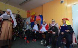 Wigilia Bożego Narodzenia w ŚDS
