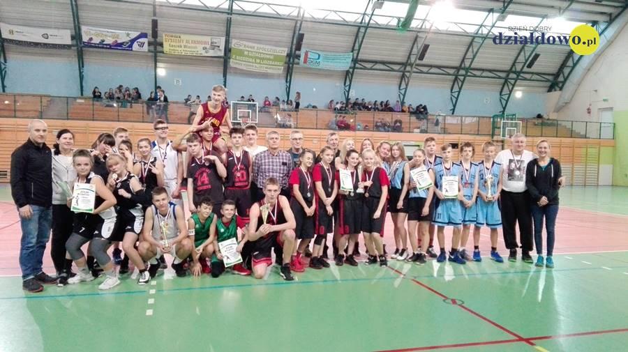 Mistrzostwa Województwa w koszykówce 3x3