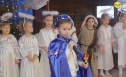 Jasełka dla seniorów z Działdowa z okazji Dnia Babci i Dziadka