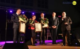 Katarzynki 2019 otrzymali: Renata Buczyńska, Paweł Cieśliński i Kazimierz Litwinowicz