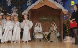 Jasełka dzieci z grupy Krasnoludki Przedszkola nr 1 [zdjęcia, film]