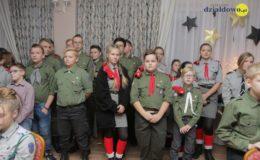 Spotkanie Wigilijne działdowskich harcerzy