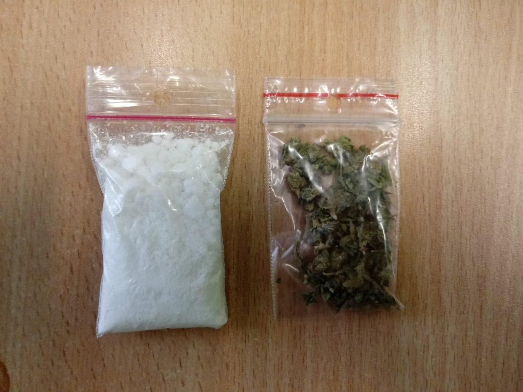 33-latek odpowie za przestępstwo narkotykowe i przeciwko mieniu