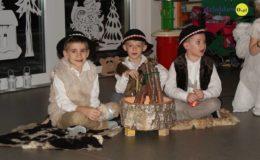 Kolędowy czas – Jasełka w Przedszkolu nr 4 w Działdowie