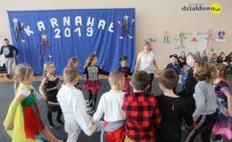 Bal karnawałowy w Szkole Podstawowej nr 4