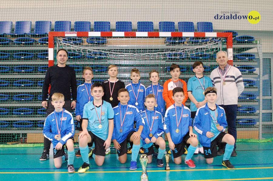 Wkra Działdowo zajęła pierwsze miejsce w turnieju eliminacyjnym do Żuri Coppa Talenti 2019