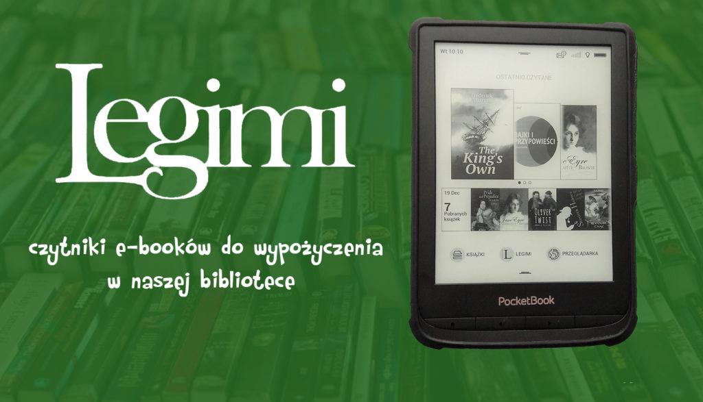 Wypożyczaj i czytaj e-booki za darmo