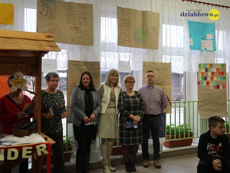 Międzynarodowy Dzień Języka Ojczystego w Rybnie