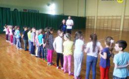 Przedszkolaki na ćwiczeniach [zdjęcia]