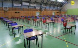 Egzamin gimnazjalny w działdowskiej Dwójce