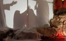 Misterium Męki Pańskiej w wykonaniu podopiecznych ŚDS Caritas [zdjęcia]