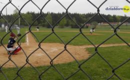 Yankeesi Działdowo rozpoczęli rozgrywki w największej lidze baseballu w Polsce