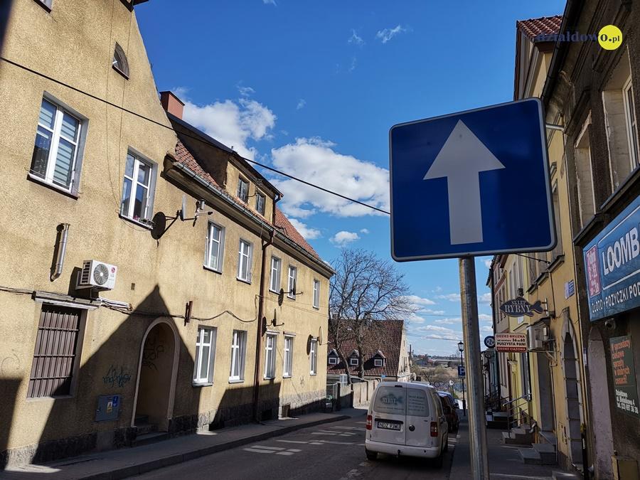 Uwaga kierowcy. Zmiana organizacji ruchu w mieście