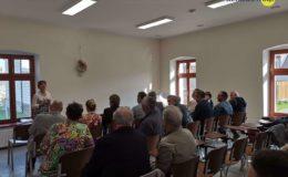 Po raz pierwszy organizacje i stowarzyszenia spotkały się w Dworku Bülowa [zdjęcia]