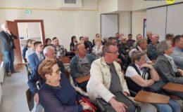 Po raz pierwszy organizacje i stowarzyszenia spotkały się w Dworku Bülowa