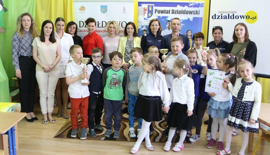 """""""Żyj bezpiecznie, zdrowo i ekologicznie"""" - konkurs dla przedszkolaków"""