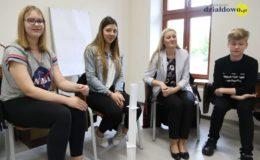 Pierwsze spotkanie Młodzieżowej Rady Miasta
