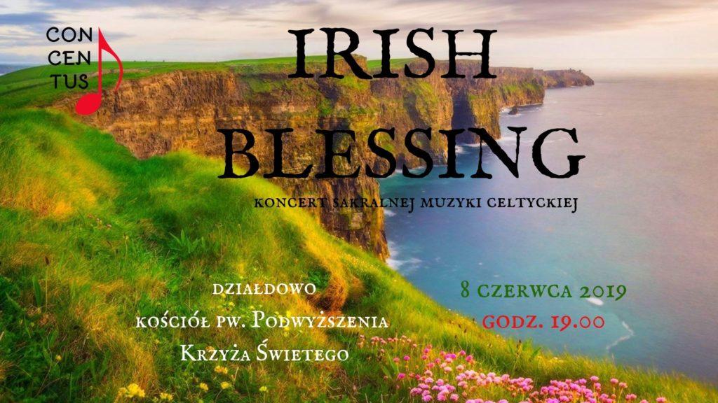 """Koncert sakralnej muzyki celtyckiej """"Irish Blessing"""""""