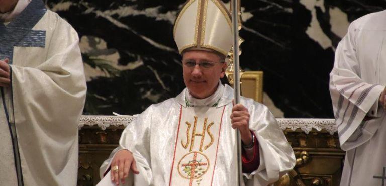 Biskup Toruński Wiesław Śmigiel zaprasza na uroczystą Mszę św. dziękczynną za dar święceń biskupich abpa Tymona Tytusa Chmieleckiego