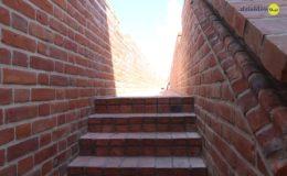 Działdowo widziane z zamkowych murów [zdjęcia]