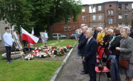 Uroczyste obchody 78 rocznicy męczeńskiej śmierci Patronów Działdowa
