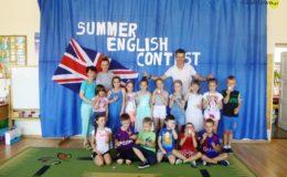 Konkurs wiedzy z języka angielskiego w Przedszkolu nr 1