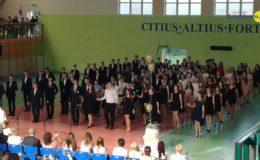 Szkoła Podstawowa nr 2 pożegnała absolwentów