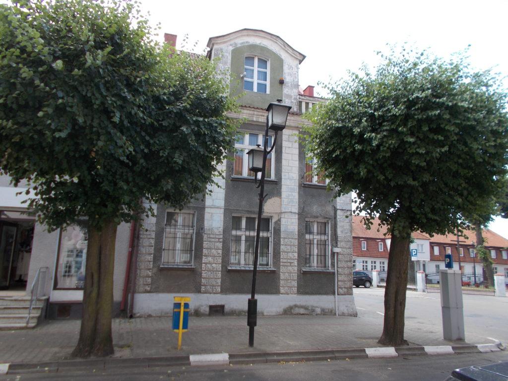 Pierwszy ustny przetarg nieograniczony dotyczący sprzedaży nieruchomości zabudowanej, położonej w Działdowie przy pl. Biedrawy 1