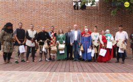 Turniej Rycerski na zamku w Działdowie