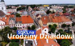 Działdowska Kuźnia Słowa na urodziny Działdowa!