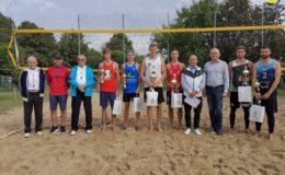 Turniej Siatkówki Plażowej o Puchar Burmistrza Działdowa